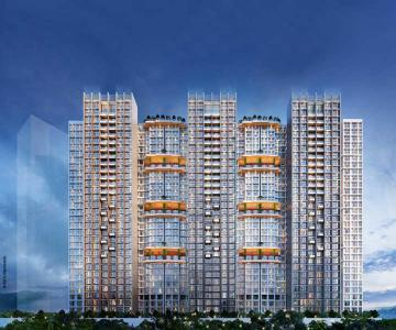 Gallery Cover Image of 800 Sq.ft 2 BHK Apartment for buy in Kanakia Codename Future D, Powai for 22000000
