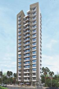 Gallery Cover Image of 610 Sq.ft 1 BHK Apartment for buy in Kosmos And Apple Om Heights, Malad East for 7300000