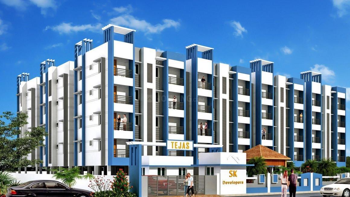 SK Tejas in Siruseri, Chennai - Price, Reviews & Floor Plan