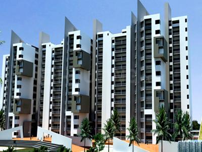 Gallery Cover Image of 1300 Sq.ft 2 BHK Apartment for buy in ND Passion Plus, Harlur for 8300000