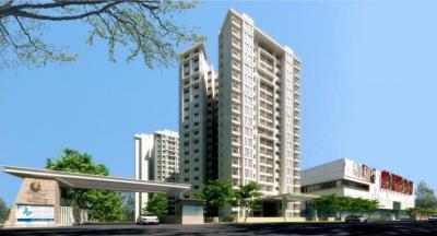 Gallery Cover Image of 671 Sq.ft 1 BHK Apartment for buy in Prestige Hillside Gateway, Kakkanad for 3200000
