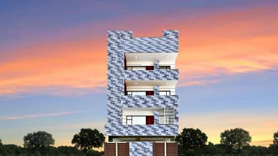 Gallery Cover Image of 1500 Sq.ft 3 BHK Independent Floor for rent in Chauhan Builder Site - 1 , Shakti Khand for 17000