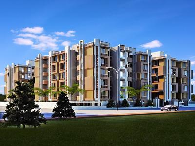 Gallery Cover Pic of Rushabhdev Sharan Residency II
