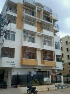 Gallery Cover Image of 1020 Sq.ft 2 BHK Apartment for buy in Green Rich Enclave, HBR Layout for 5600000