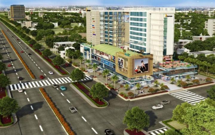 Gallery Cover Pic of Tapasya 70 Grandwalk Commercial
