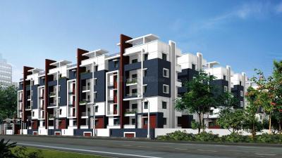 Gallery Cover Image of 1120 Sq.ft 2 BHK Apartment for rent in Savitri Balaji Ashirvaad Elite, Doddakammanahalli for 17000