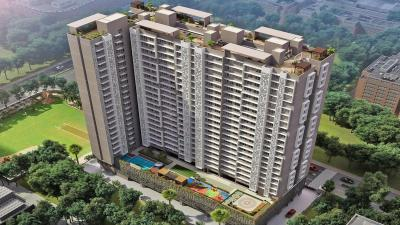 Gallery Cover Image of 417 Sq.ft 1 BHK Apartment for buy in Paradigm Ananda Residency, Borivali West for 9000000
