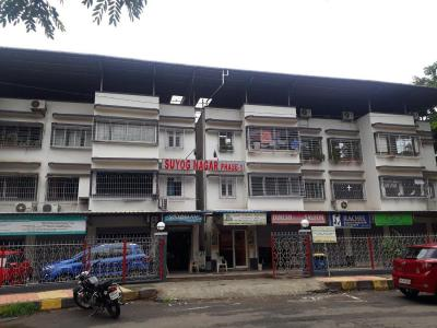 Gallery Cover Image of 575 Sq.ft 1 BHK Apartment for buy in Suyog Nagar, Vasai West for 3800000