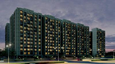 Gallery Cover Image of 1300 Sq.ft 2 BHK Apartment for buy in Safal Orchid Elegance, Bopal for 6000000
