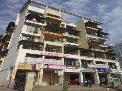 Gallery Cover Image of 650 Sq.ft 2 BHK Apartment for buy in Shri Ganesh Residency, New Panvel East for 4200000
