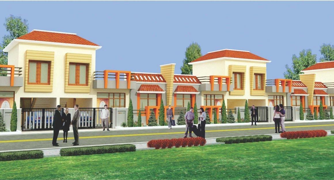 Gallery Cover Pic of Deeksha KCR Town Vilas
