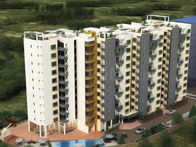 Gallery Cover Image of 1750 Sq.ft 3 BHK Apartment for rent in SJR The Pavilion, Bellandur for 35000