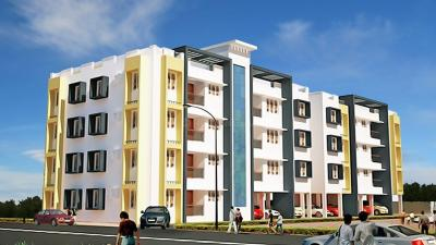 Gallery Cover Image of 700 Sq.ft 1 BHK Apartment for buy in Shree Ashapura Residency, Kalwa for 5000000