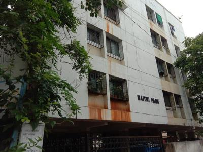 Gallery Cover Image of 590 Sq.ft 1 BHK Apartment for buy in Maitri Park, Dhanori for 3200000
