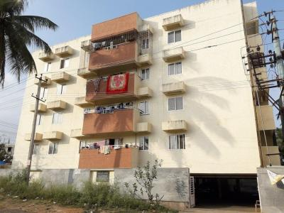 Gallery Cover Image of 840 Sq.ft 2 BHK Apartment for rent in Sripaadam Gardens, Gottigere for 11000