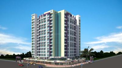 Gallery Cover Image of 715 Sq.ft 1 BHK Apartment for rent in Om Shivam Arjun, Kamothe for 15000