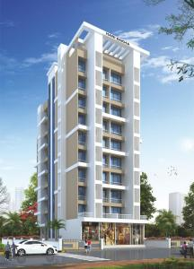 Gallery Cover Image of 650 Sq.ft 1 BHK Apartment for buy in Niyati Hari Sakha, Dronagiri for 3600000
