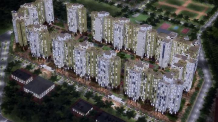 Gallery Cover Pic of Rare Townships Rising City Houston Residency 15 To 18 Floor