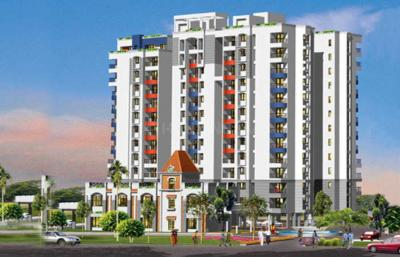 Gallery Cover Image of 1580 Sq.ft 3 BHK Apartment for buy in Skyline Orion I, Edappally for 12000000