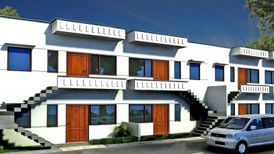 Gallery Cover Image of 493 Sq.ft 1 BHK Villa for buy in Levidia Aangan Greens, Shyam Nagar for 1111111