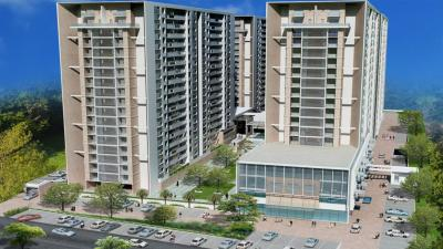 Gallery Cover Image of 1597 Sq.ft 3 BHK Apartment for rent in Nitesh Caesars Palace by Nitesh Estates, Subramanyapura for 25000