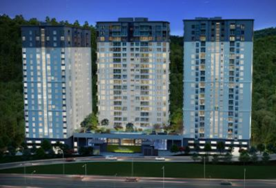 Gallery Cover Image of 850 Sq.ft 3 BHK Apartment for buy in Sobha Nesara Block 3, Kothrud for 15700000