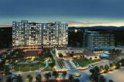 Gallery Cover Image of 1650 Sq.ft 3 BHK Apartment for buy in Kolte Patil 24K Glamore, Undri for 14000000