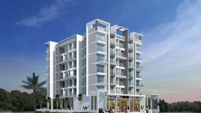 Gallery Cover Image of 1050 Sq.ft 2 BHK Apartment for rent in Today Elite , Ulwe for 9000
