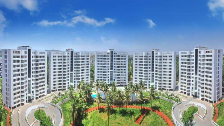 Project Image of 3600 Sq.ft 4 BHK Apartment for buyin Ghorpadi for 61500000