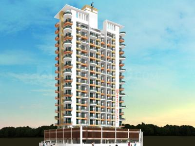 Gallery Cover Image of 735 Sq.ft 1 BHK Apartment for buy in Advance Heights, Kharghar for 6600000