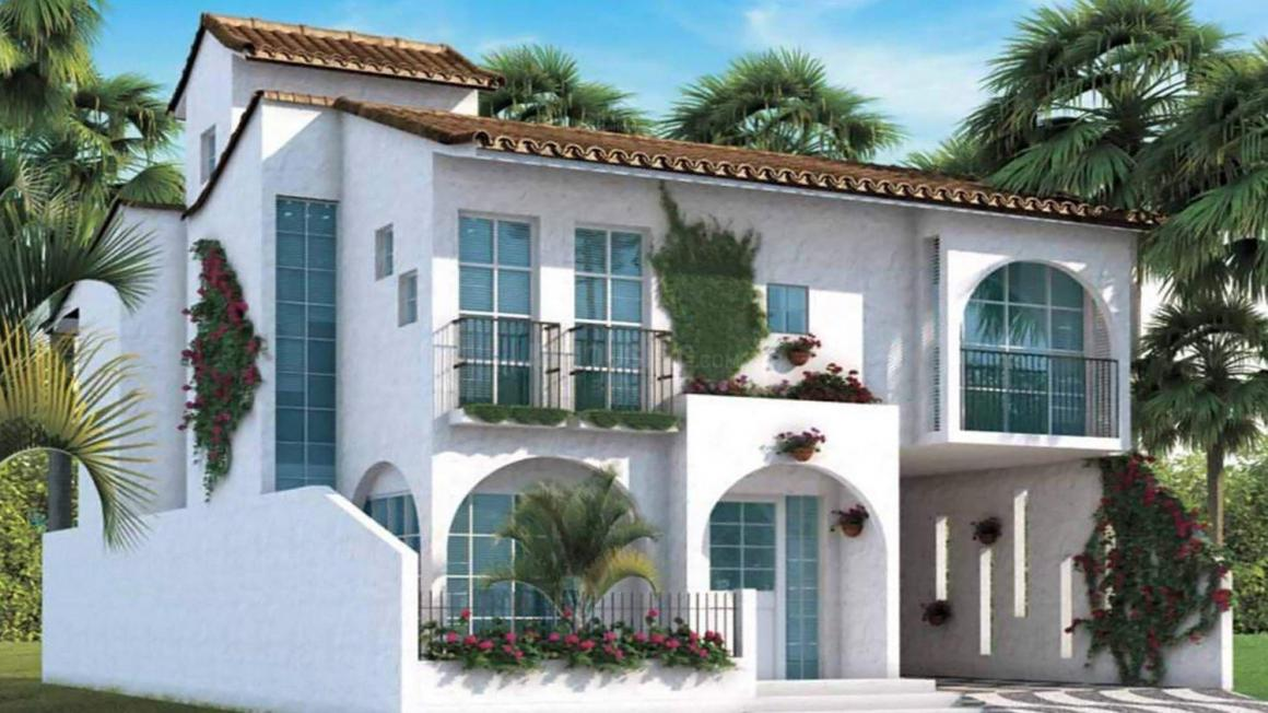 Gallery Cover Pic of GK Infra Anu Felicity Villas