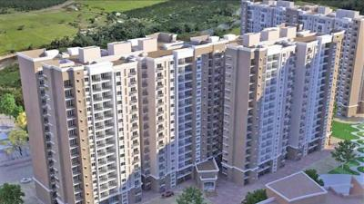 Gallery Cover Image of 1137 Sq.ft 2 BHK Apartment for rent in Prestige Lake Ridge, Subramanyapura for 25000