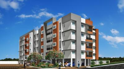 Gallery Cover Image of 1200 Sq.ft 2 BHK Apartment for rent in Kriticons Green Lakes, Urapakkam for 13000