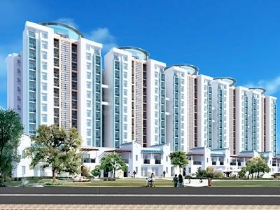 Gallery Cover Image of 1877 Sq.ft 3 BHK Apartment for buy in Ansal API The Fernhill, Sector 91 for 7500000