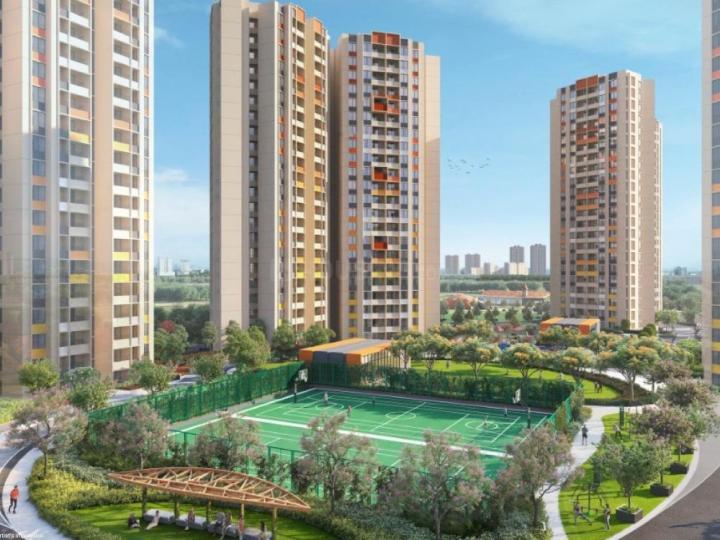 Gallery Cover Pic of Shapoorji Pallonji Joyville Hadapsar Annexe Phase 2