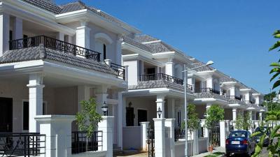 Gallery Cover Image of 4500 Sq.ft 4 BHK Villa for buy in Aparna Shangri La, Gachibowli for 70000000