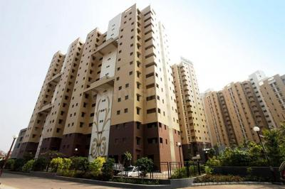 Gallery Cover Image of 586 Sq.ft 1 BHK Apartment for buy in Ambuja Upohar, Pancha Sayar for 2500000