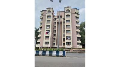 Gallery Cover Image of 625 Sq.ft 1 BHK Apartment for rent in Raheja Gardens, Wanwadi for 13000
