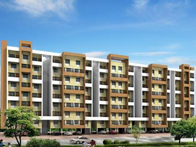 Gallery Cover Image of 800 Sq.ft 2 BHK Apartment for rent in Sunrise, Fursungi for 12000