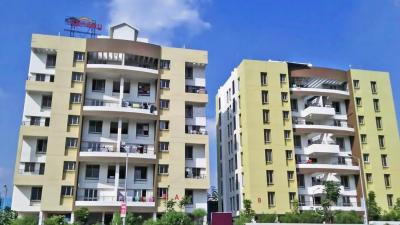 Gallery Cover Image of 989 Sq.ft 2 BHK Apartment for rent in Dugad Canopy, Katraj for 17000