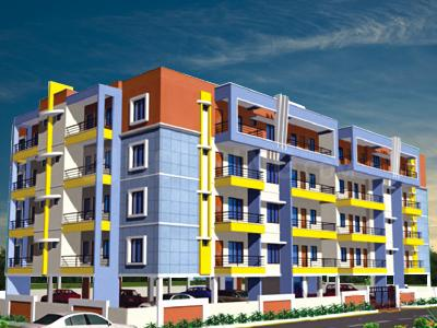 Shriram Mahaveer Apartment