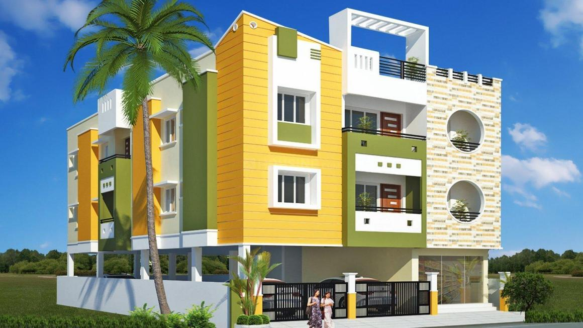 Gallery Cover Pic of MRA Diamond Flat