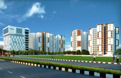 Gallery Cover Image of 1227 Sq.ft 2 BHK Apartment for buy in Akshaya Tango Compact Homes, Thoraipakkam for 9816000