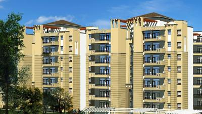Gallery Cover Image of 650 Sq.ft 1 BHK Apartment for buy in Nirmal Chhaya Towers, Nabha for 2400000