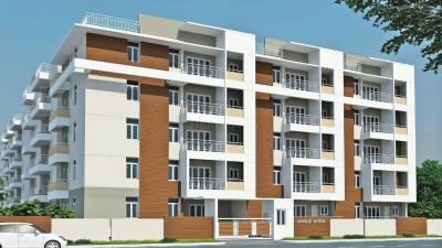 Gallery Cover Image of 1170 Sq.ft 2 BHK Apartment for rent in Sri Sai Jingle Heights, Horamavu for 20000