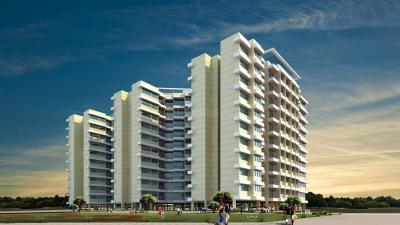 Gallery Cover Image of 708 Sq.ft 1 BHK Apartment for buy in Earth, Hiran Magri for 2600000