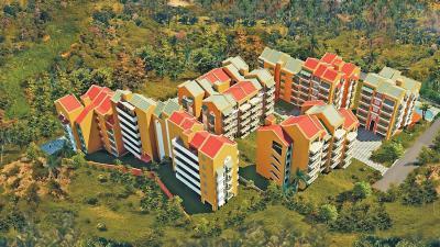 Eclectic Palolem Hills