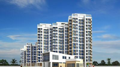 Gallery Cover Image of 581 Sq.ft 1 BHK Apartment for buy in Squarefeet Imperial Square, Thane West for 4200000