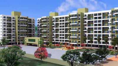 Gallery Cover Image of 920 Sq.ft 2 BHK Apartment for buy in Mind Olive, Ambegaon Budruk for 5800000