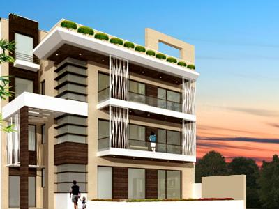 Gallery Cover Image of 1350 Sq.ft 3 BHK Independent Floor for rent in Aadhar A-168 Vipul World, Sector 48 for 27500